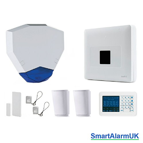 Visonic Powermaster 33 EXP PG2 Wireless Alarm Kit (868-1 UK)