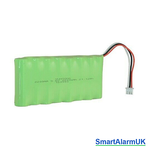 9.6V 2200mAh Back-up Battery for Pyronix Enforcer Control Panel (BATT-ENF8XAA)