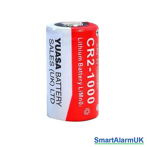 Yuasa CR2 3V Lithium Cell Battery