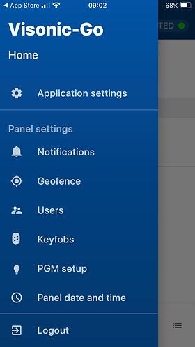 Visonic-Go App Select Notifications.PNG