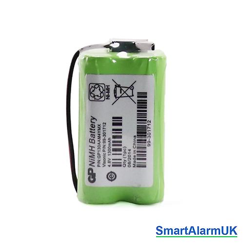 Visonic Powermaster 10 PG2 & Powermax Express Control Panel Battery