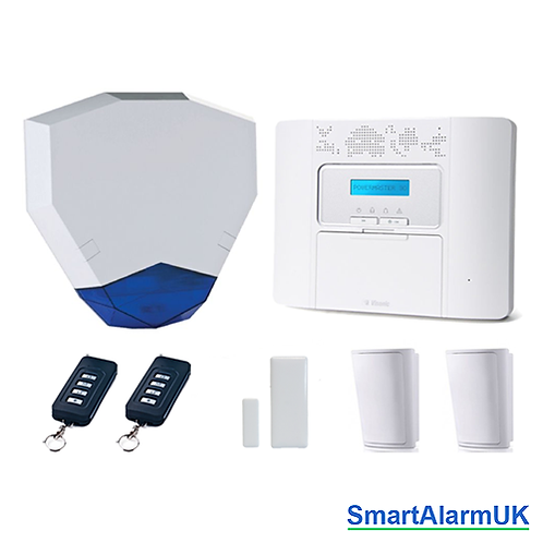 Visonic Powermaster-30 PG2 Wireless Alarm Kit (868-1 UK)