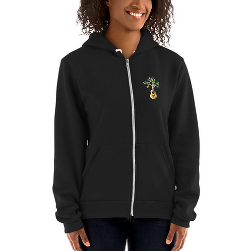 Janell Crampton Hoodie sweater