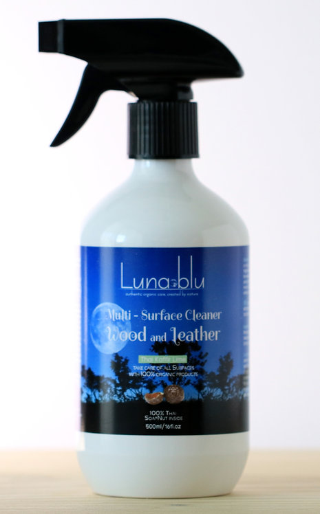 Multi surface cleaner-Wood & Leather 500ml