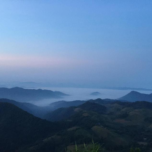 Chiangmai sopanuts Lunablu hills