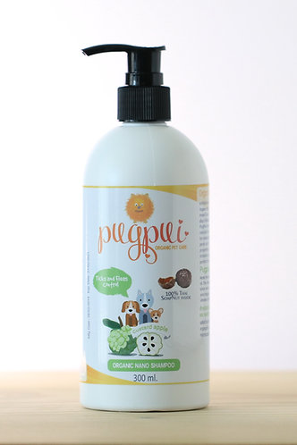 Dog Shampoo - Ticks and Fleas control-300ml
