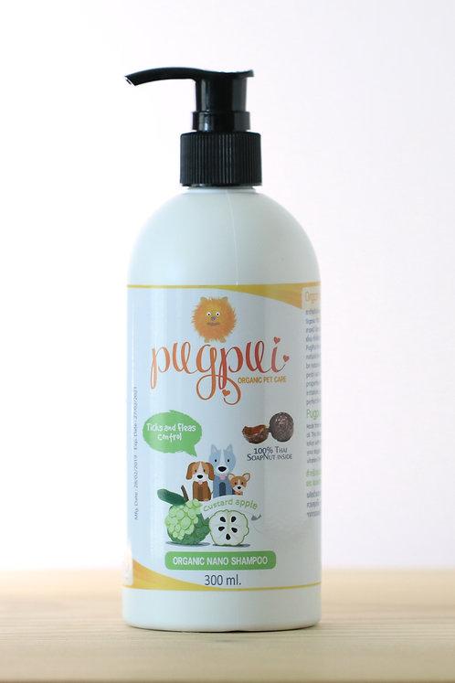 Dog Shampoo - Ticks and Fleas control-300ml