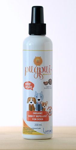 DOG Organic insects repellent -spray-200ml