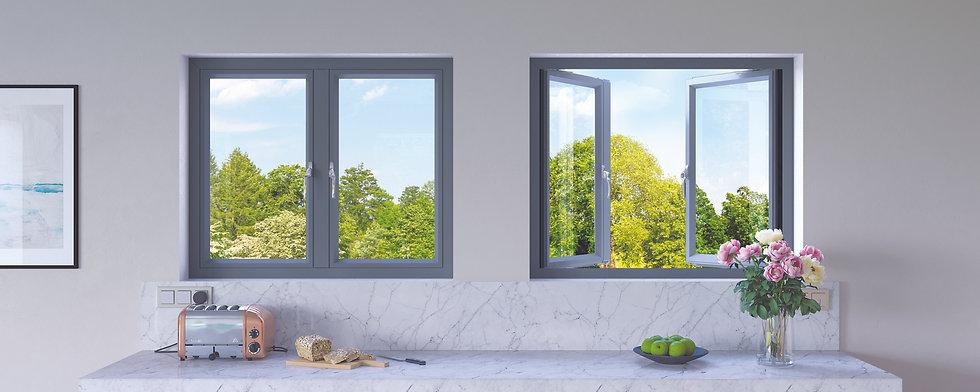 Origin French Windows