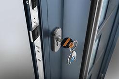 Origin Front Door Lock