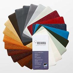 Reading, Rehau Colours
