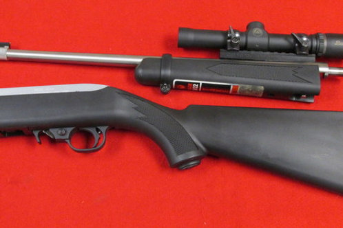 RUGER 10/22 TAKEDOWN SCOUT SCOPE BASE
