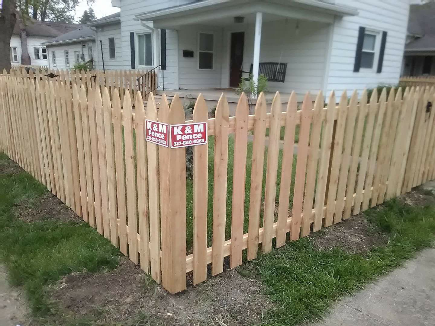 K And M Fence