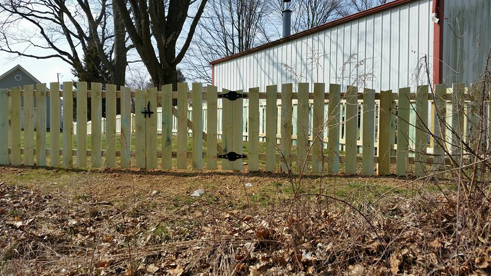 K and M Fence Indianapolis Wood Fence