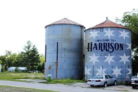 Harrison Water Tank