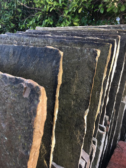 Weathered indian stone