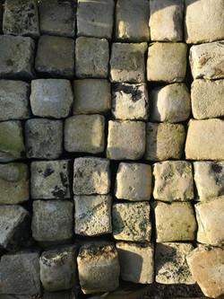 Limestone and Granite Setts