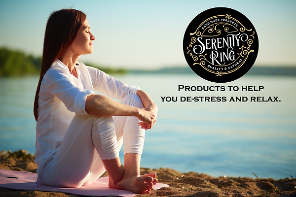 WomenRelaxing with Serenity Ring round logo.png