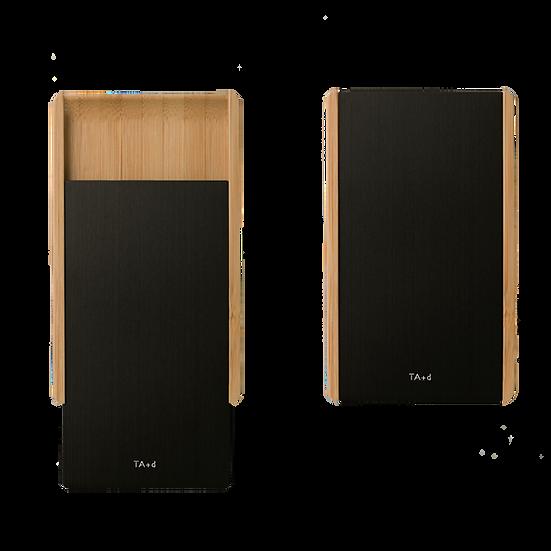 Slide ︱ Bamboo Card Case
