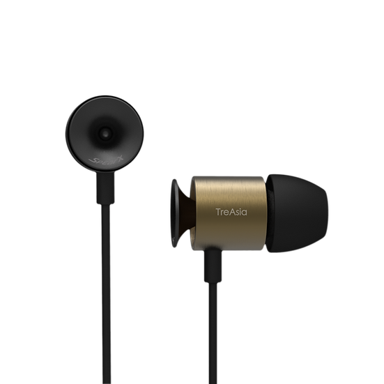 T+SO3  OriginalSound  Earphone (Copper)