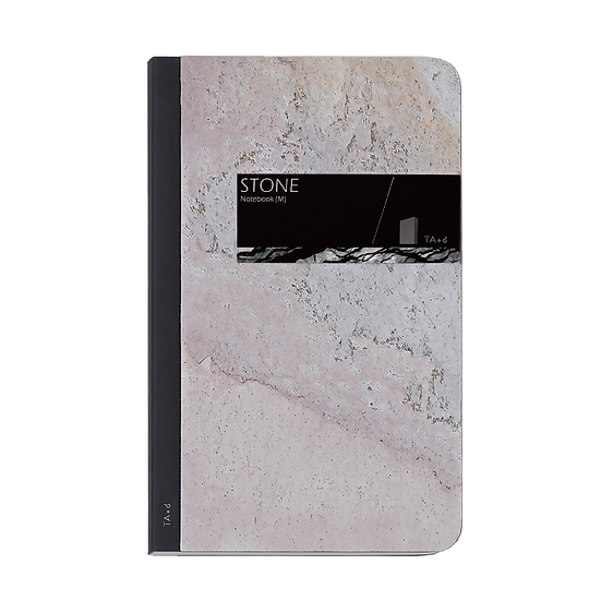 Stone Notebook │ Blank page (W)
