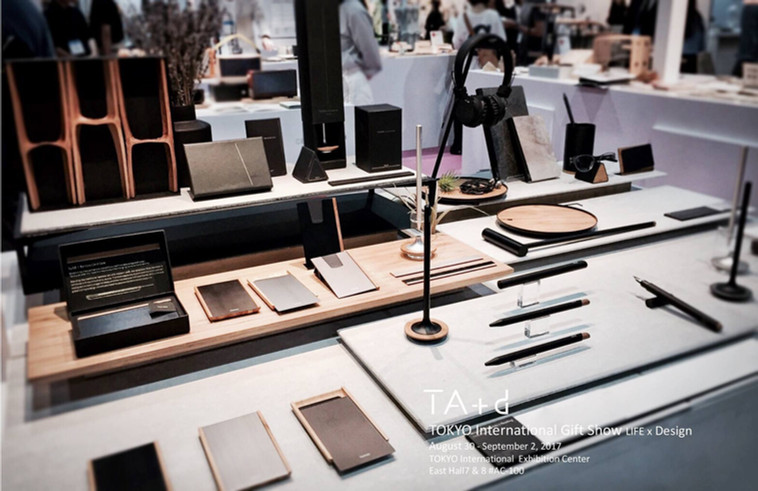 Join TA+d at The Tokyo International Gift Show