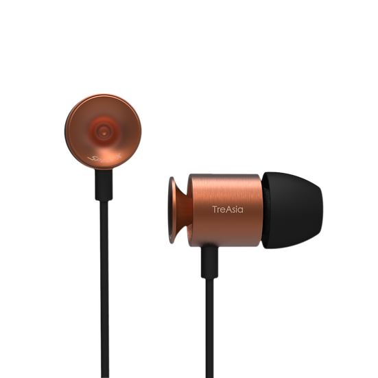 T+SO3  OriginalSound  Earphone (Brass)