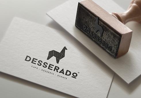 desserado logo mockup Werbeagentur Eichs
