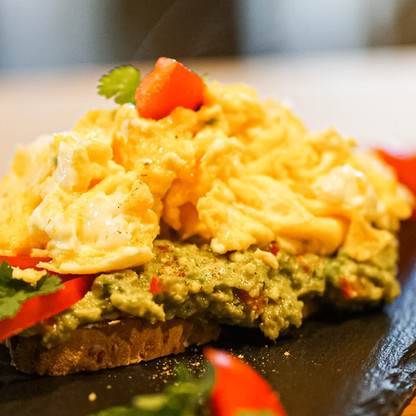 Desserado Cafe Bristro Brunch Frühstück