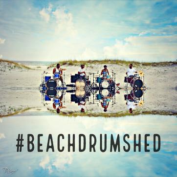 Instagram Beach Drum Shed