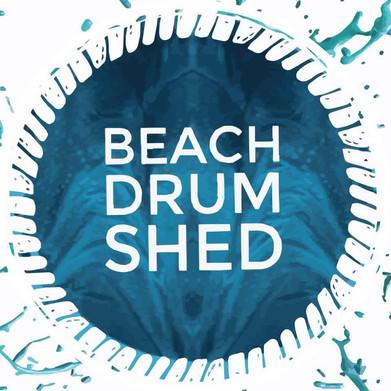 Beach Drum Shed Logo