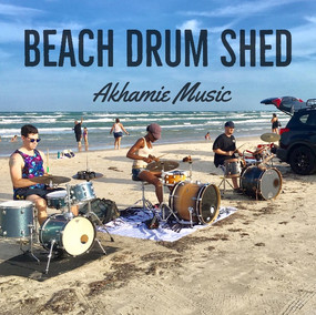 This photo was taken on August 23, 2017 in Corpus Christi, Texas. Photoshop was used to edit this photo. This image was not intended for school, but for promotion for my Beach Drum Shed social media platforms.   Photo By: Camellia Kies