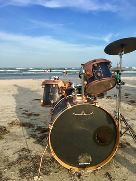 Padre Island Beach, Texas