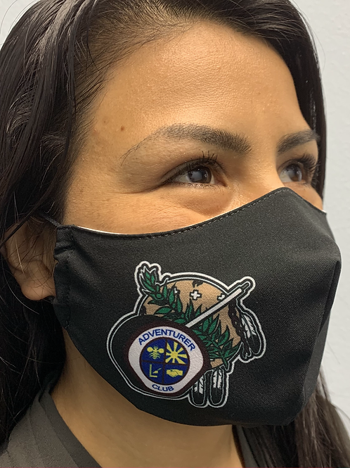 Oklahoma Adventurer Face Mask