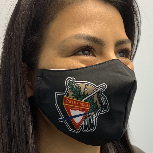 Oklahoma Pathfinder Face Mask