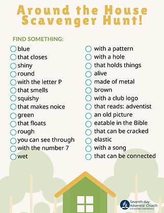 Around the House Scavenger Hunt!.png