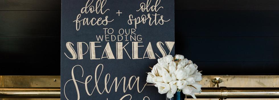 Roaring 20s Theme Wedding