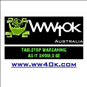WW40k Australia
