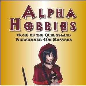 ALPHA HOBBIES