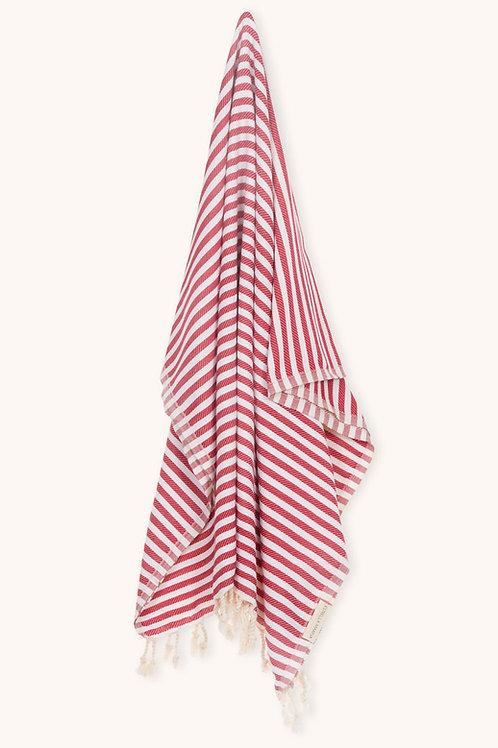 TOWEL SAINT TROPEZ RED CHERRY