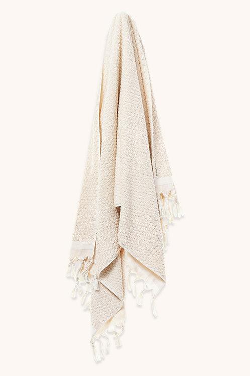 DESIGNER OFF WHITE TOWEL