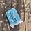 Thumbnail: LUXE TOWEL CUBA TURQUOISE