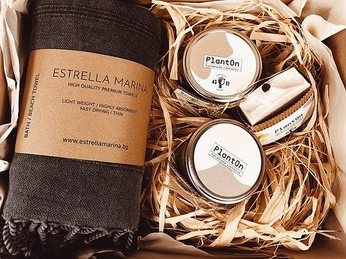 ESTRELLA MARINA & PLANT0N MORNING COFFEE  GIFT BOX