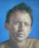 Portrait of Rich Conyngham by Gourlay-Conyngham