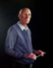 Portrait of Ronin Walton by Gourlay-Conyngham