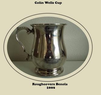 Colin Wells Cup 2016 voor Lupa