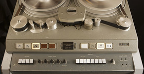 How tape saturation controls transients