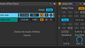 1 or 2 ways to more stereo width