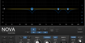 Attack and Release times in Dynamic EQ & Multiband Compressors