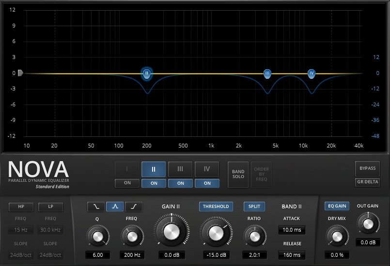 TDR Nova (parallel dynamic EQ)